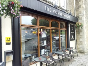 The Corner House in Frome